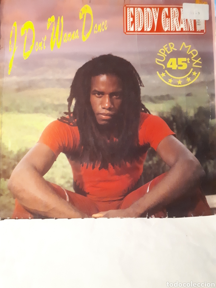 Discos de vinilo: Eddy Grant-I Do not Wanna Dance - Foto 1 - 134637326