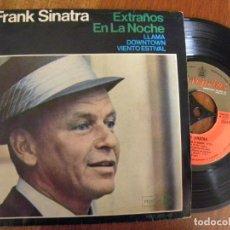 Discos de vinilo: FRANK SINATRA -EXTRAÑOS EN LA NOCHE -EP 1966 -PEDIDO MINIMO 3 EUROS. Lote 134655458