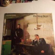 Discos de vinilo: PET SHOP BOYS-MAXI SINGLE-ORIGINAL ESPAÑOL 1987. Lote 134694586