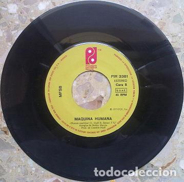 Discos de vinilo: MFSB ?– Sexy / Máquina Humana (España, 1975) - Foto 4 - 134700534