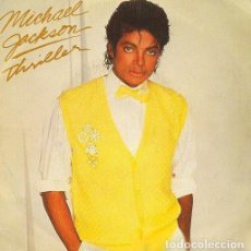Discos de vinilo: MICHAEL JACKSON ?– THRILLER (ESPAÑA, 1983). Lote 134704486