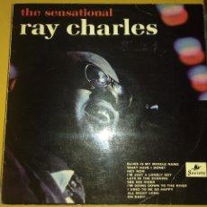 Discos de vinilo: LP RAY CHARLES. Lote 134718646
