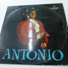 Discos de vinilo: ISAAC ALBENIZ , ANTONIO LA MUSICA ESPAÑOLA , COLUMBIA 1961 -LP-N. Lote 134745010