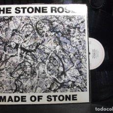 Discos de vinilo: THE STONE ROSES MADE OF STONE MAXI UK 1989 PEPETO TOP. Lote 134745066