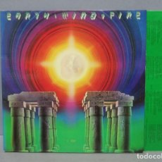 Discos de vinilo: LP. EARTH, WIND & FIRE I AM. Lote 134754806
