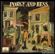 Discos de vinilo: OPERA, PORGY AND BESS.. Lote 134756862