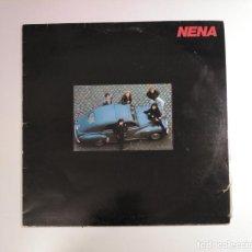 Discos de vinilo: NENA. - NENA -LP. TDKDA29. Lote 134759578