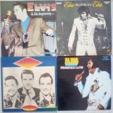 Discos de vinilo: ELVIS PRESLEY / LOTE. Lote 134766710