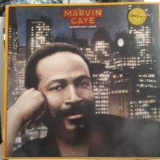 Discos de vinilo: MARVIN GAYE-MIDNIGHT LOVE. Lote 134778210