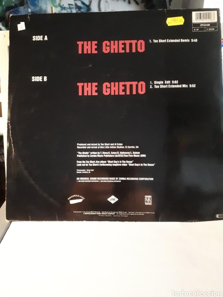 Discos de vinilo: Too Short-The Ghetto - Foto 2 - 134784077