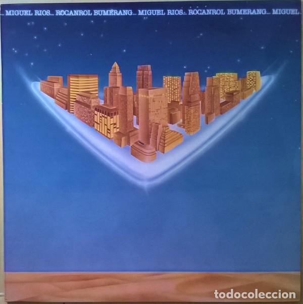 MIGUEL RIOS ?– ROCANROL BUMERANG (ESPAÑA, 1980) (Música - Discos - Singles Vinilo - Solistas Españoles de los 70 a la actualidad)
