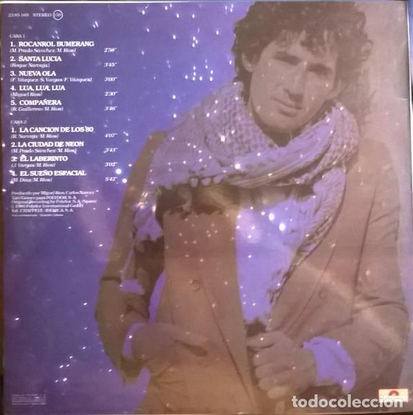 Discos de vinilo: Miguel Rios ?– Rocanrol Bumerang (España, 1980) - Foto 2 - 134807382