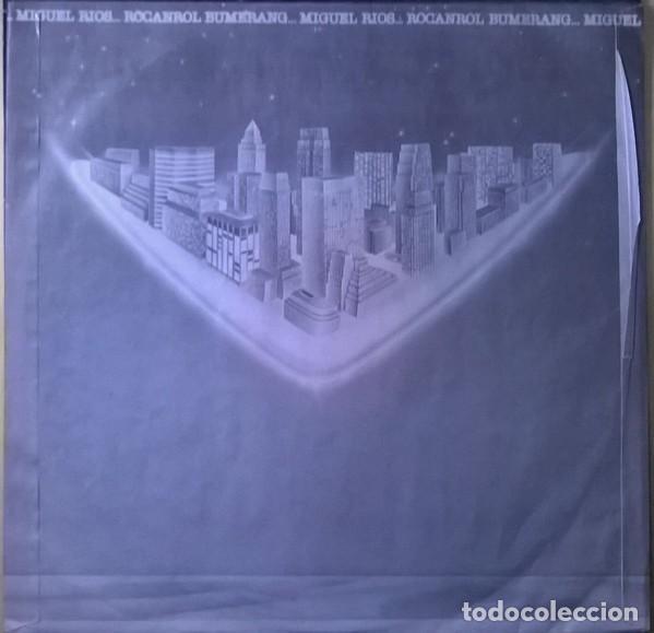 Discos de vinilo: Miguel Rios ?– Rocanrol Bumerang (España, 1980) - Foto 6 - 134807382