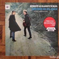Discos de vinilo: SIMON & GARFUNKEL ?– SOUND OF SILENCE SELLO: CBS ?– CBS 32020 FORMATO: VINYL, LP, ALBUM . Lote 134823558
