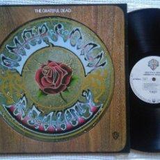 Discos de vinilo: GRATEFUL DEAD - '' AMERICAN BEAUTY '' LP REISSUE 1991 USA 46 074 (WS1893). Lote 134829046