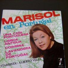 Discos de vinilo: MARISOL EN PORTUGAL - BUEN ESTADO -VER FOTOS. Lote 134829718