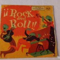 Discos de vinilo: EP A 45 RPM DEL CANTANTE NORTEAMERICANO DE ROCK AND ROLL ELVIS PRESLEY. Lote 134833110