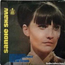 Discos de vinilo: SANDIE SHAW – ¡VIVA EL AMOR! / NO PUEDES CULPARLE / NO VENDRÁ / NADA ME DETIENE - EP SPAIN 1965. Lote 287841163