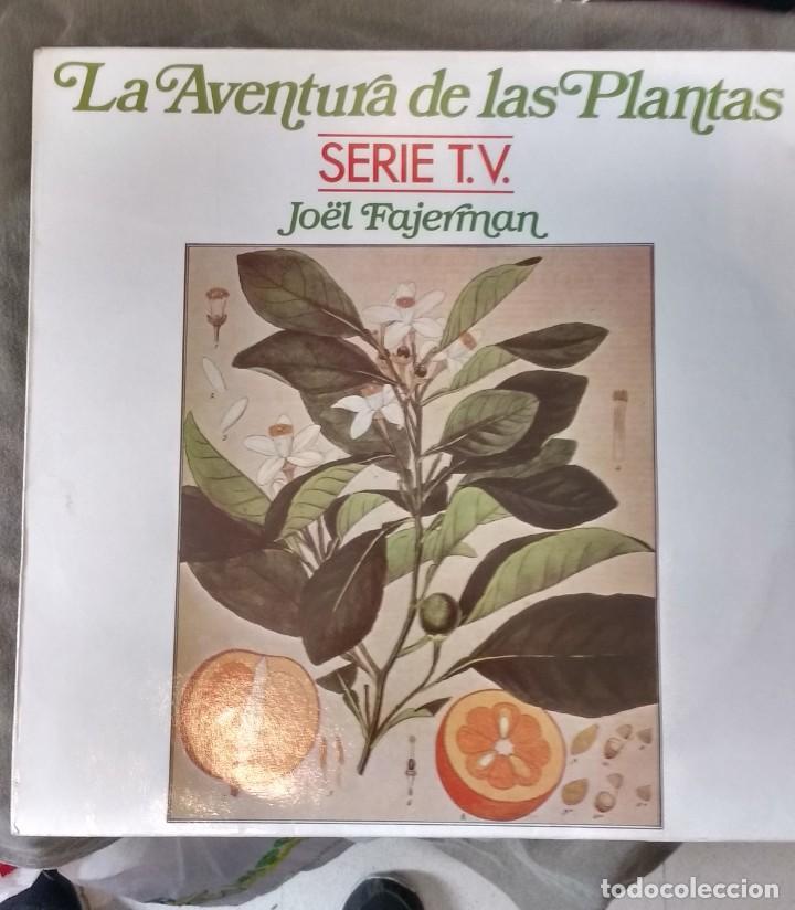 la aventura de las plantas joel fajerman