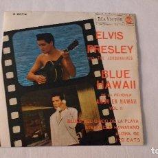 Discos de vinilo: EP A 45 RPM DEL CANTANTE NORTEAMERICANO DE ROCK AND ROLL ELVIS PRESLEY. Lote 134835306