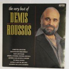 Discos de vinilo: DEMIS ROUSSOS. - THE VERY BEST OF. - LP. TDKDA30. Lote 134839722