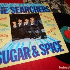 Discos de vinil: THE SEARCHERS SUGAR AND SPICE LP 1981 PRT EDICION ESPAÑOLA SPAIN. Lote 134853014