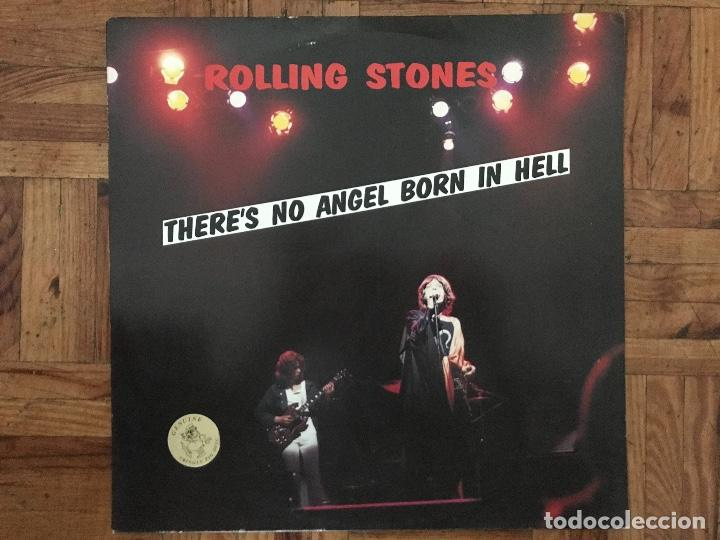 THE ROLLING STONES ?– THERE'S NO ANGEL BORN IN HELL... SELLO: THE SWINGIN' PIG ?– TSP 028 (Música - Discos - LP Vinilo - Rock & Roll)