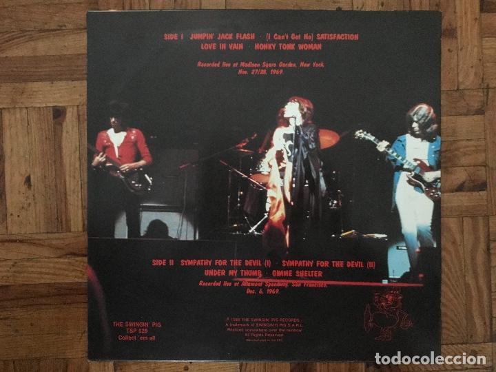 Discos de vinilo: The Rolling Stones ?– There's No Angel Born In Hell... Sello: The Swingin' Pig ?– TSP 028 - Foto 2 - 134853806