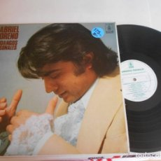 Discos de vinilo: GABRIEL MORENO-LP FANDANGOS PERSONALES. Lote 134865046