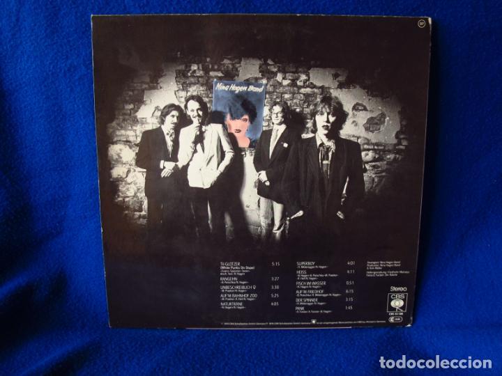 Vinyl-Schallplatten: NINA HAGEN - NINA HAGEN BAND - LP 1978 - INSERTO CON FOTOS + 4 PAGINAS CON LAS LETRAS - - Foto 2 - 134871198