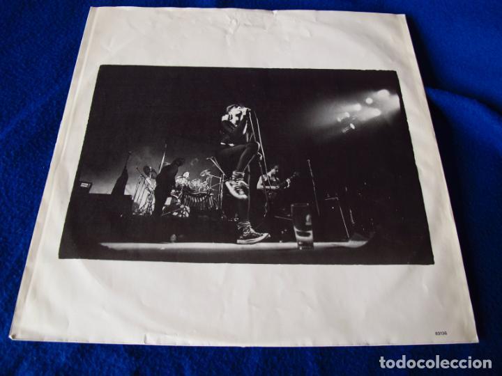 Vinyl-Schallplatten: NINA HAGEN - NINA HAGEN BAND - LP 1978 - INSERTO CON FOTOS + 4 PAGINAS CON LAS LETRAS - - Foto 5 - 134871198
