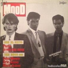 Discos de vinilo: THE MOOD – PARIS IS ONE DAY AWAY = PARIS ESTA A UN DIA DE VIAJE (ESPAÑA, 1982). Lote 134876774