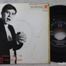 Discos de vinilo: GIANNI MORANDI EP VINYL MADE IN SPAIN 1965. Lote 134884446
