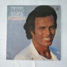 Discos de vinilo: JULIO IGLESIAS. GWENDOLYNE. LP. TDKDA30. Lote 134886718
