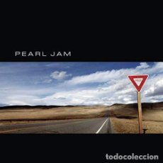 Discos de vinilo: LP PEARL JAM YIELD VINILO GRUNGE SEATTLE ROCK ALTERNATIVO EDDIE VEDDER. Lote 134892490