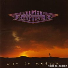Discos de vinilo: NIGHT RANGER – MAN IN MOTION (ESPAÑA, 1988). Lote 134909714