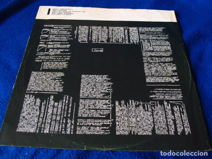 Discos de vinilo: THE CLASH - COMBAT ROCK - LP EDICION HOLANDESA 1982 - INCLUYE INSERTO CON LAS LETRAS VG / EX - Foto 6 - 134917366