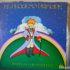 Discos de vinilo: EL PEQUEÑO PRINCIPE. Lote 134921330