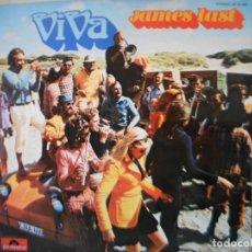 Discos de vinilo: JAMES LAST - VIVA. 2 LPS. Lote 134922378