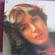 Discos de vinilo: LP - HELEN REDDY ?– MUSIC, MUSIC (USA, CAPITOL RECORDS 1976). Lote 134927586