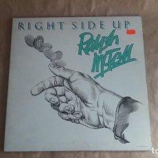 Discos de vinilo: RALPH MCTELL - RIGHT SIDE UP - LP VINILO BURBANK - WARNER BROSS GRAN BRETAÑA 1976. Lote 134932074