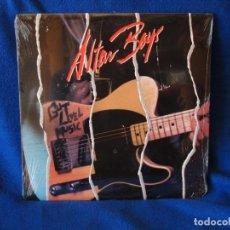 Discos de vinilo: ALTAR BOYS - ALTAR BOYS - LP 1986 - NUEVO Y PRECINTADO - CHRISTIAN PUNK. Lote 134949838