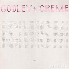 Discos de vinilo: GODLEY + CREME – ISMISM - LP VINYL 1981 ED. SPAIN - ELECTRONIC -POP. Lote 134950138
