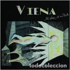 Discos de vinilo: VIENA – AL RITMO DE UN ROCK - LP VINYL SPAIN 1986 - ELECTRONIC ROCK. Lote 134950866