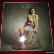 Discos de vinilo: LP-ANA BELÉN-GÉMINIS-1984-CBS-(S 25991)-10 TEMAS-FUNDAS-EXCELENTE ESTADO-VER FOTOS. Lote 134951374
