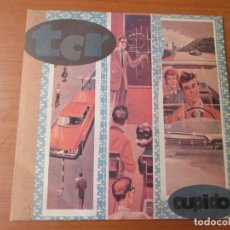 Discos de vinilo: SPLIT TCR CUPIDO/ ESTEBAN LIGHT CARMEN Y CARLOS-CARAMELOS PEZ BELMONDO 1999 MUY BUEN ESTADO INDIE. Lote 134954778