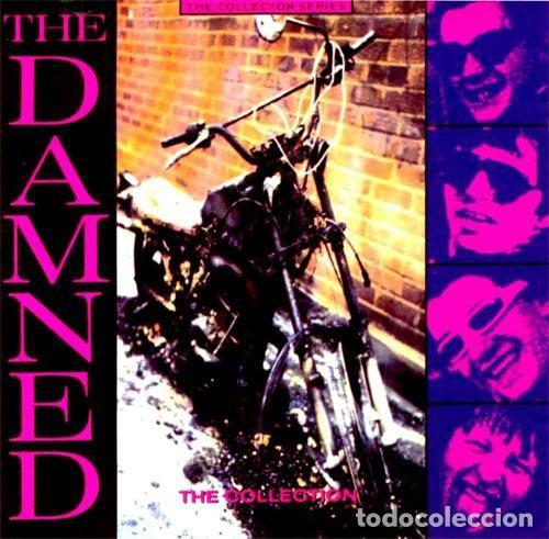 THE DAMNED – THE COLLECTION - 2 × VINYL, LP, COMPILATION 1990 U.K. (Música - Discos de Vinilo - EPs - Punk - Hard Core)