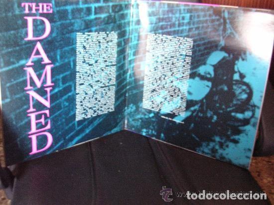 Discos de vinilo: The Damned – The Collection - 2 × Vinyl, LP, Compilation 1990 U.K. - Foto 2 - 134957470