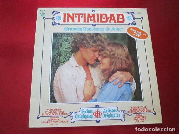Discos de vinilo: LP-INTIMIDAD-GRANDES CANCIONES DE AMOR-(SL-1015)-IMPERIAL INTERNACIONAL(VARIAS MARCAS)- K TEL-1979 - Foto 3 - 134958074