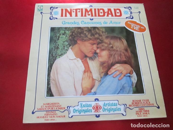 Discos de vinilo: LP-INTIMIDAD-GRANDES CANCIONES DE AMOR-(SL-1015)-IMPERIAL INTERNACIONAL(VARIAS MARCAS)- K TEL-1979 - Foto 6 - 134958074